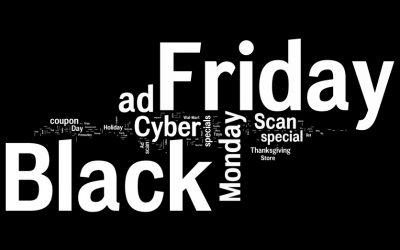 Вас не оминув #CyberMonday?